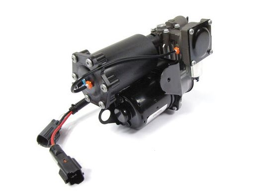 Air Suspension Compressor - Discovery 3 / Range Rover Sport - Dunlop - LR023964