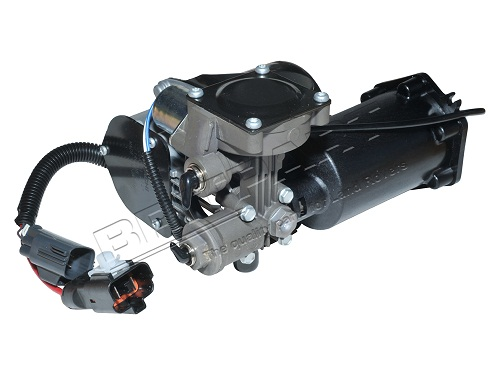 Air Suspension Compressor - Range Rover Sport and Discovery 3 - Hitatchi - LR023964