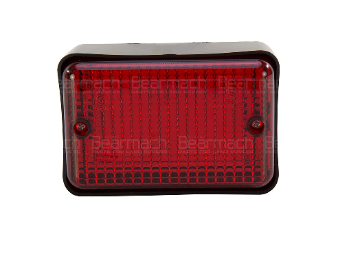 Bearmach LED Rectangular Fog Lamp - BA 9716 - PRC7254