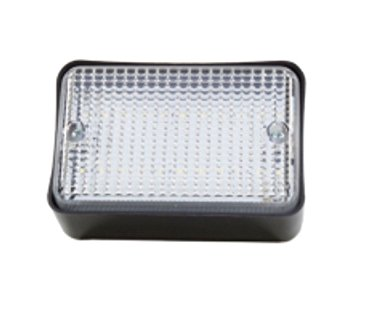 Bearmach LED Rectangular Reverse Lamp - BA 9717 - PRC7263