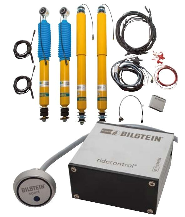 Bilstein B6 Shock Absorber Kit with Ride Control