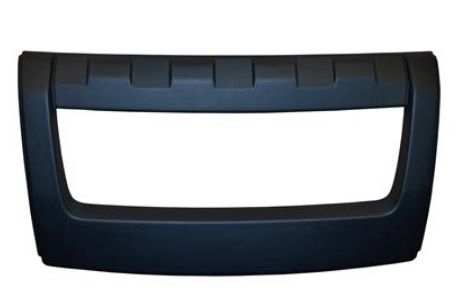 Black Bumper Styling Cover