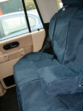 BRITPART Water Proof Seat Covers - Disco 2 - REAR SET