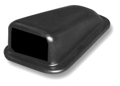 Defender 90/110 Air Intake Cover - FRONT NEARSIDE - LR106N/S