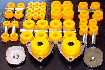 Defender 90/110 FLOFLEX Polyurethane Bush Kit - *TO 1994*
