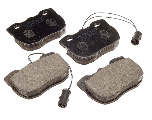 Defender, Disco 1 & RR Classic Front Mintex Brake Pads - SFP500180 - Check size