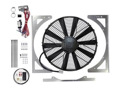 "Defender & Discovery 200Tdi/300Tdi - 15.2"" High Power Suction Fan - DA8967"