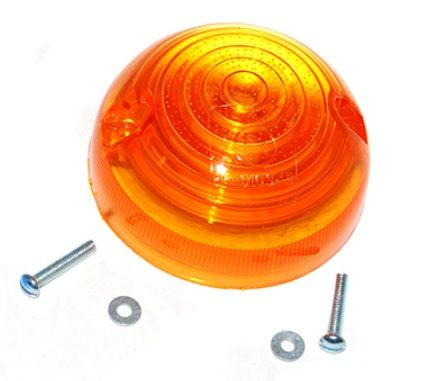 Defender Lamp Lens - ORANGE - STC319