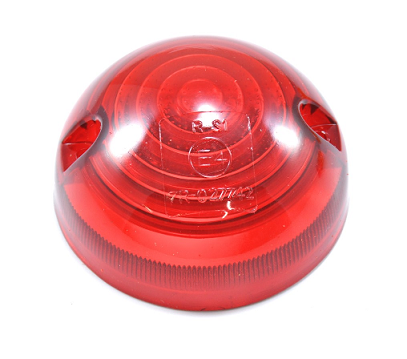 Defender Lamp Lens Red - RTC210