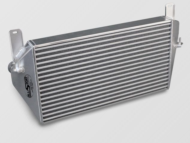 Defender TD5 Uprated Intercooler - Allisport