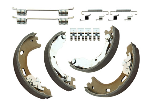 Disco 3 & 4, Range Rover Sport Brake Shoes - LR031947