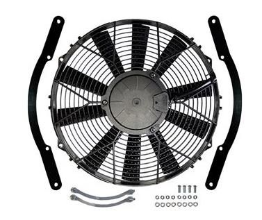 "Discovery 2 - 1 x 12"" High Power Air Conditioning Blowing Fan - DA8972"