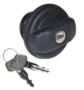 Discovery 2 Locking Fuel Cap - DA1227