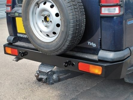 Discovery 2 TD5 - Rear Heavy Duty Bumper
