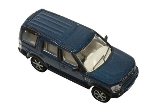 Discovery 3 - Cairns Blue - 1:76 Scale Model