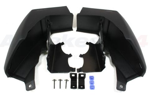 Discovery 3 - Rear Mudflap Kit - CAT500010PCL