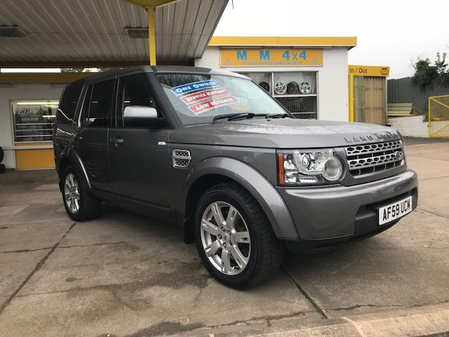 Discovery 4 TDV6 3.0 GS Auto 7 Seater 2009