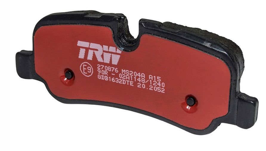 Dtec Rear Brake Pads - LR134696DT