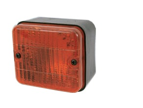 Dual Mount Rear Fog Lamp - Small