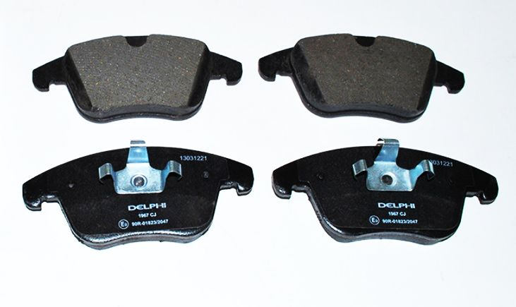 Freelander 2 Diesel - Front Brake Pads (PAIR)