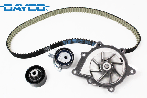 Freelander 2/Evoque & Disco Sport 2.2 Diesel Dayco Cambelt & Water Pump Kit - LR032527