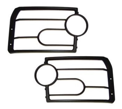 Front Lamp Guards