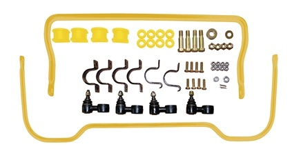 Front & Rear Anti-Roll Bar Kit - complete with fitting instructions - STC8156AAPY