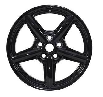 Gloss Black ZU Alloy Wheel - 8 x 16