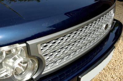 Grille Conversions - L322 Range Rover (2002 - 2005) Excluding 'Facelift'