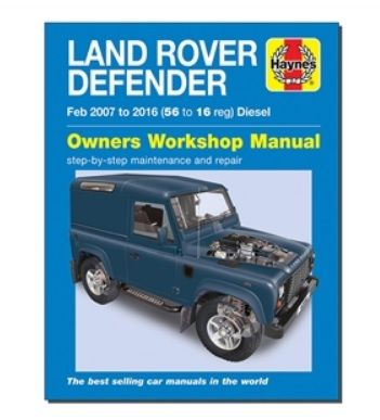 Haynes Defender Workshop Manual