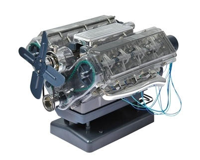 Haynes Internal  V8 Combustion Engine - DA4817