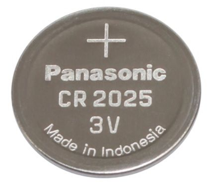 Key Fob Battery - CR2025