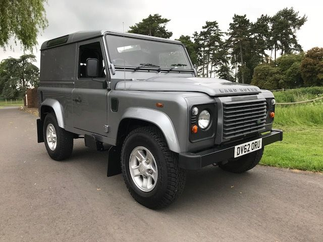 Land Rover 90 2.2 TDCi 2012