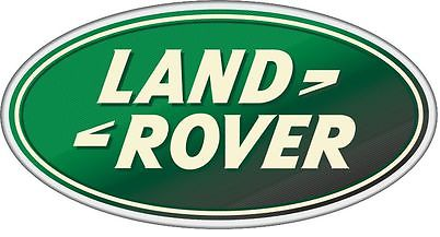 Land Rover Decal - Small 145mm x 75mm