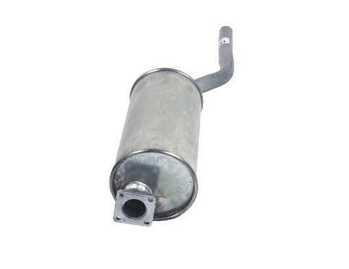 Land Rover Series 2A/3 Rear Tailpipe - 562731