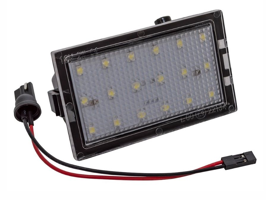 LED Registration Plate Light