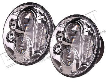 Lynx Eye LED Headlamps RHD/LHD