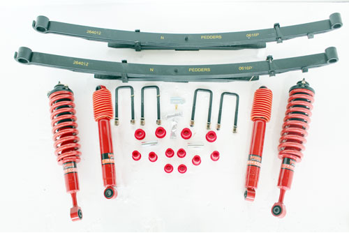 "Mitsubishi L200 Terrafirma 1 ½"" (40mm) Lift Kit - TF5020"