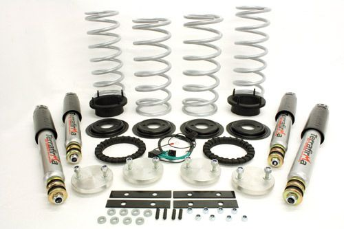 "P38 Air to Coil Conversion Kit Medium Load 1"" Lift"