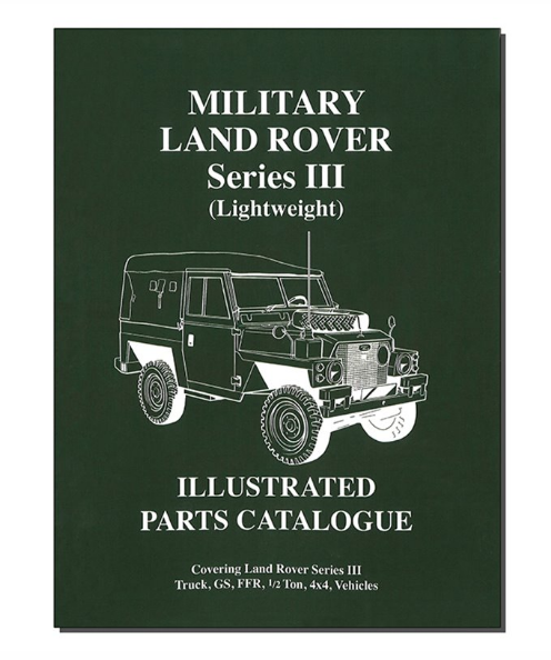 Parts Catalogue Military Series III - Lightweight