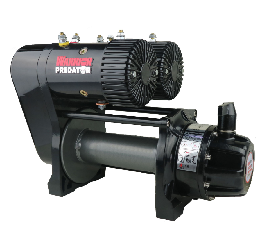Predator 10000 Dual Performance Winch - Without Rope/ Fairlead