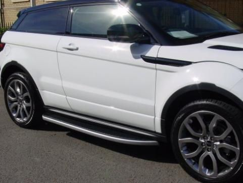 Range Rover Evoque Pure & Prestige - Side Steps