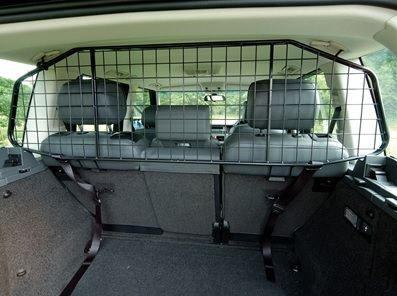 Range Rover L322 Dog Guard Half Height - LR007320 - Genuine Land Rover