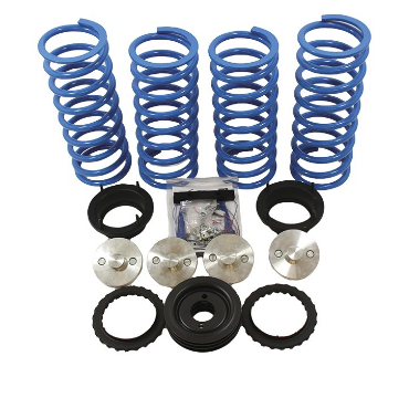 Range Rover P38 Air to Coil Spring Conversion Kit