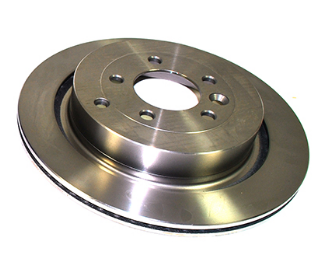 "Rear Brake Discs - Range Rover Sport (2005-2009) (Petrol or Diesel with 18"" or 19"" Wheels) - EACH"