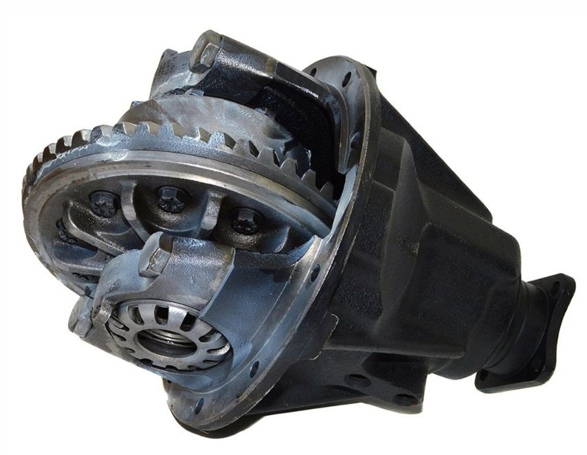 Rear Diff Assembly - Reconditioned - TBB000270E