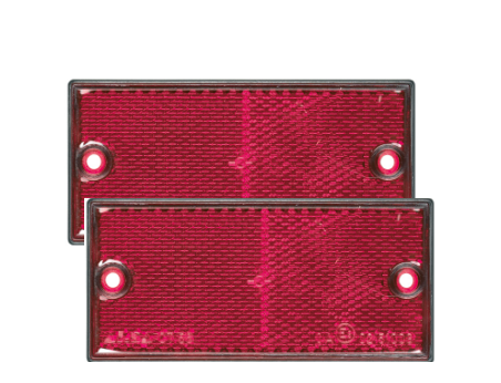 Rear Reflector - Red - RCT560
