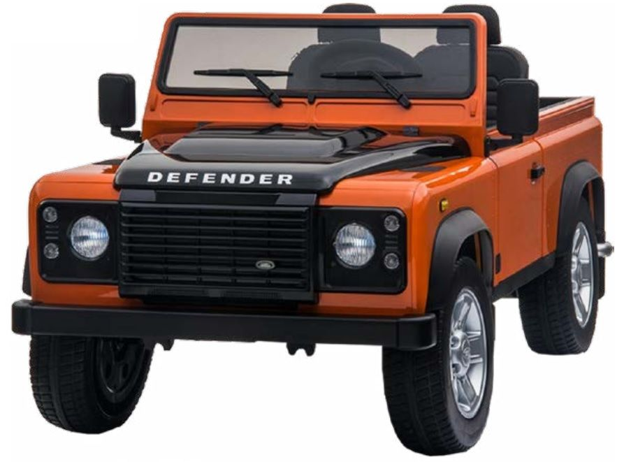 Ride On Defenders - Twin Seater