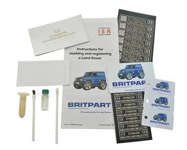 Security Marking Kit - DA8533