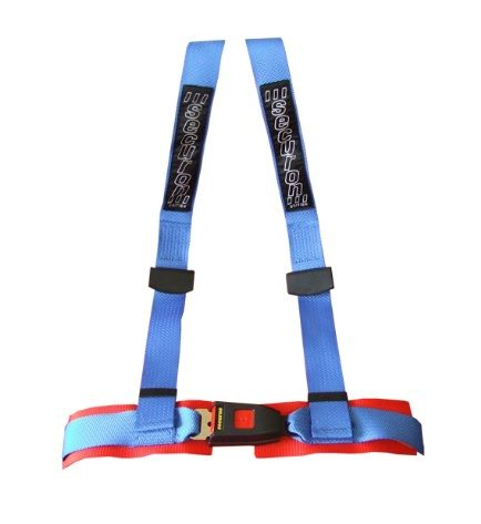 Securon 3 Point Harness - BLUE